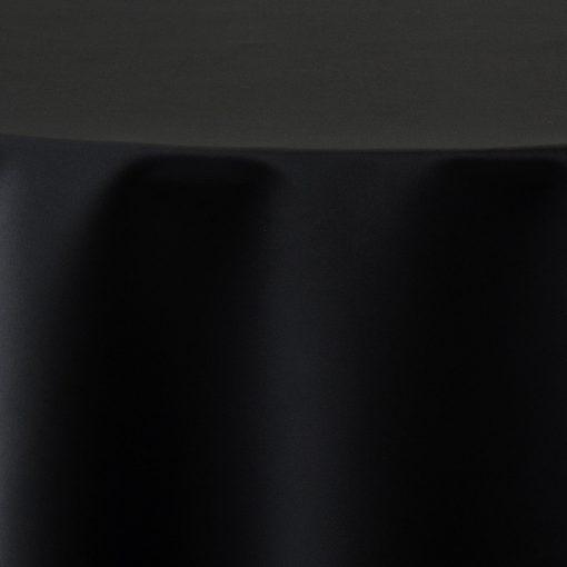 Solids Ultra Black Satin