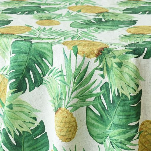 Golden Pineapple Linen