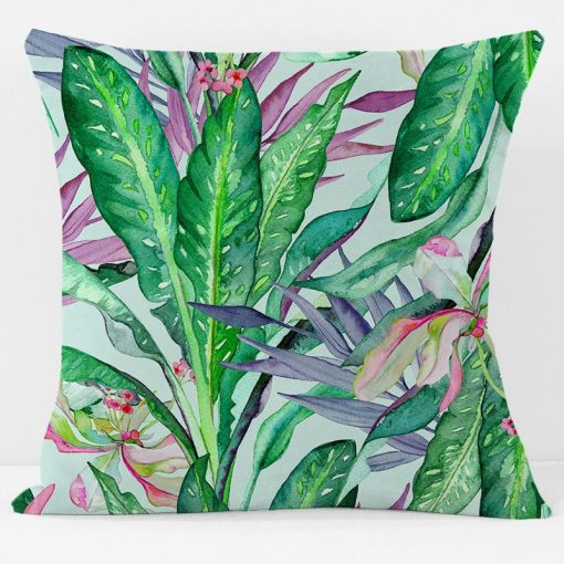 Tropical Fiji Pillow