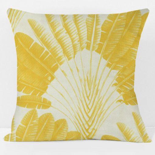Golden Brisa Pillow