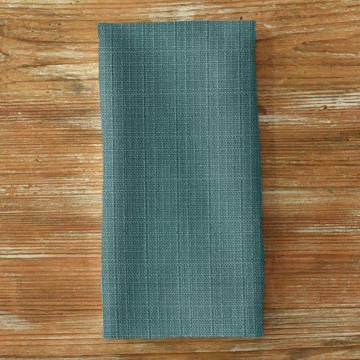 turquoise-oxford-napkin