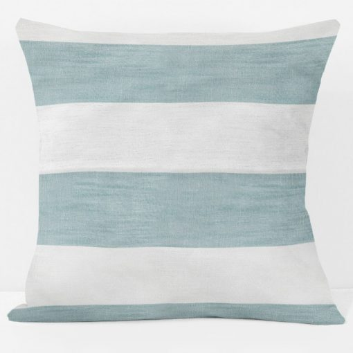 aqua-essex-stripe-pillow