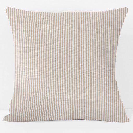 khaki-nantucket-stripe-pillow