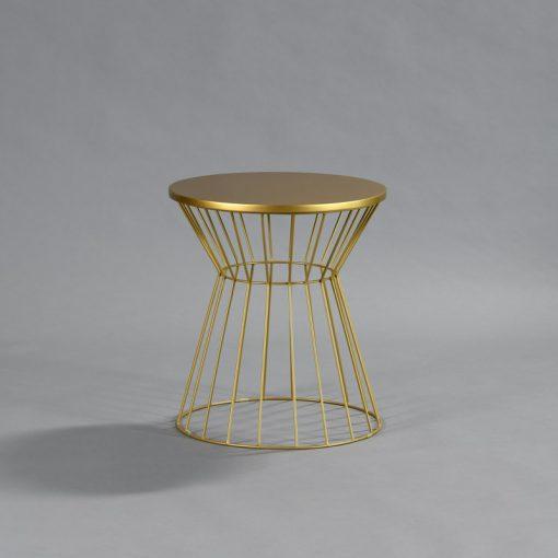 Gold Hudson Table